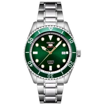 历史低价:SEIKO 精工 5号 SRPB93J1 全自动机械手表