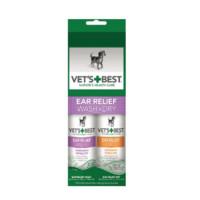 VET'S+BEST 威铂 宠物护耳套装 犬用 118ml*2件套