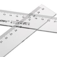 得力(deli) 6230 30cm 塑料直尺