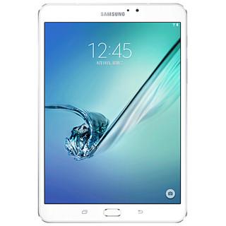 三星Galaxy Tab S2 平板电脑 8.0英寸(8核CPU 2048*1536 3G/32G 指纹识别)WIFI版 白色 T713