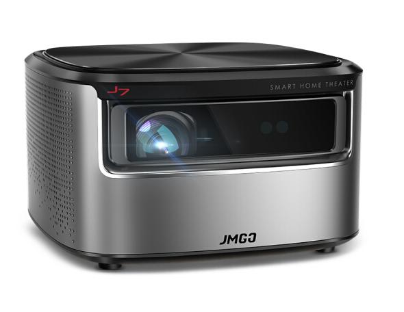 JmGO 坚果 J7 投影仪 2GB 16GB 1080p 银灰色