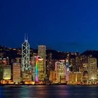 东方航空 上海-香港4天往返含税(赠航空意外险)
