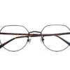 MUJOSH 木九十 FM1720084 复古几何不规则眼镜
