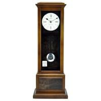 SEIKO 精工 QXQ026B 复古木质座钟