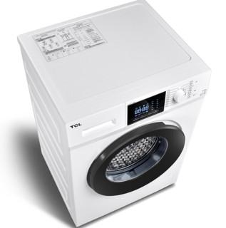 TCL XQG90-P300B 变频滚筒洗衣机 9KG