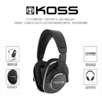 KOSS 高斯 PRO4S 便携HIFI监听耳机
