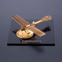 aerobase·飞机模型拼装玩具摆件黄铜制·安托瓦内特号