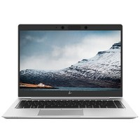 HP 惠普 EliteBook 735G5 13.3英寸笔记本电脑(R7 PRO 2700U、8GB、256GB、100%sRGB)