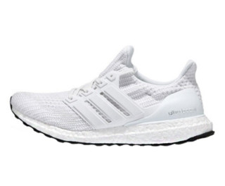 adidas 阿迪达斯 adidas Ultra Boost 4.0 中性跑步休闲鞋 黑色 42