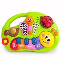 Huile TOY'S 汇乐玩具 手指启蒙学习琴 *7件