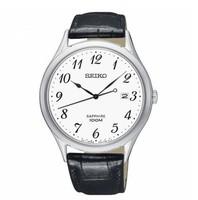 银联爆品日: SEIKO 精工 Sapphire SGEH75P1 男士时装腕表