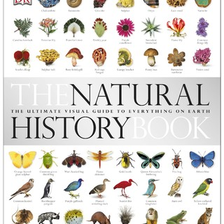 《The Natural History Book 自然史》(英文原版)