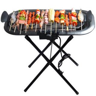 TaTanice SS-04 电烤+碳烤两用烧烤炉户外烧烤架(2件8.8折)