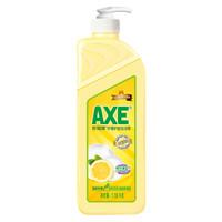 斧头(AXE) 柠檬护肤洗洁精 1.18kg(泵装)