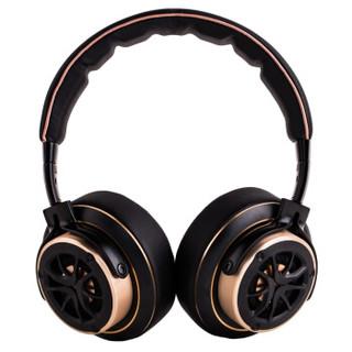 1MORE 三单元头戴式耳机H1707 HIFI耳机 旗舰耳机 可换线