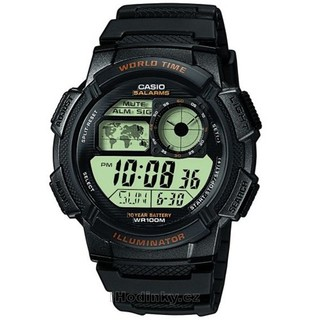 CASIO 卡西欧G-SHOCK AE-1000W-1APR 男士腕表