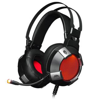 AJAZZ 黑爵 AX361游戏耳机