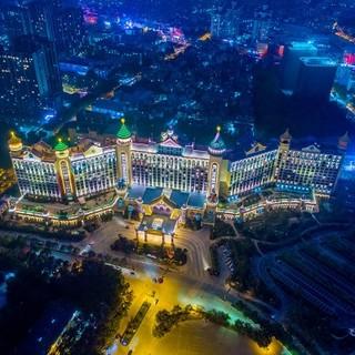 广州长隆熊猫酒店1晚+长隆野生动物世界门票(2日多次入园)