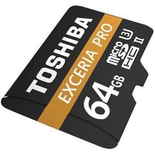 TOSHIBA 东芝 Class10  64GB 存储卡