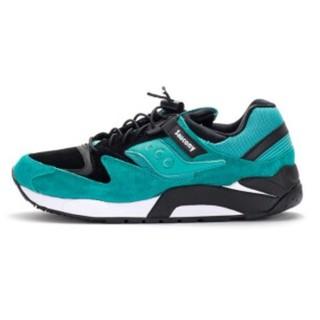 限37.5码 : saucony 圣康尼 GRID 9000 PP 男款跑步鞋 *2双