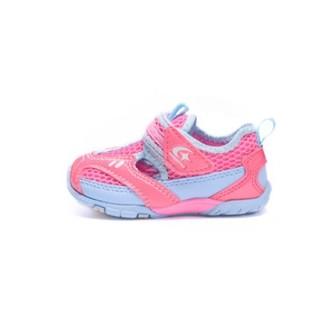 11日0点 : Moonstar 月星 2018夏男女童网鞋机能幼童学步鞋
