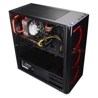 Ngame 宁美国度 N3E-565T UPC电脑主机(i5-8500、120GB、GTX1050Ti)