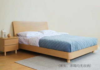 样子 103°人体工学双人床
