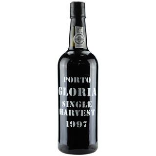 Gloria Vanderbilt 杜罗河产区 格洛瑞亚波特酒(加强型葡萄酒)1997年 DOC 750ml