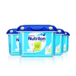 Nutrilon 诺优能 荷兰牛栏奶粉 4段 *4罐