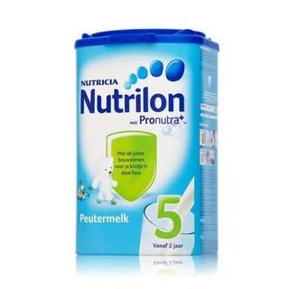 Nutrilon 诺优能 婴儿奶粉 5段 800g/罐*4罐
