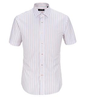 YOUNGOR 雅戈尔 5230 男士格子短袖衬衫