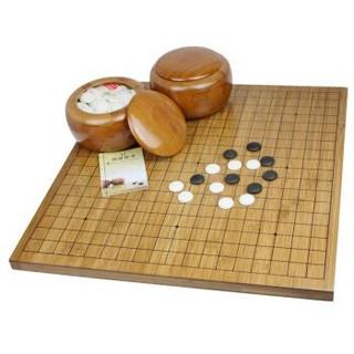 京东PLUS会员 : 云子 围棋 比赛专用围棋套装 b型