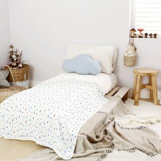PurCotton 全棉时代 春夏儿童纱布空调被 135x120cm