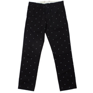 Carhartt WIP 014412 男士中腰宽松直筒休闲长裤