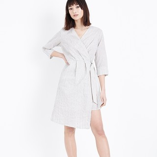 NEW LOOK 572940311 女士七分袖连衣裙
