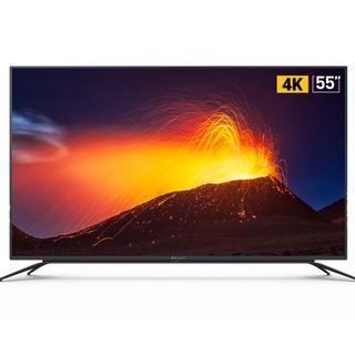 历史低价 : WHALEY 微鲸 W55J2 55英寸 4K液晶电视