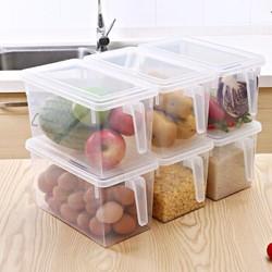 BELO 百露 冰箱保鲜收纳盒 1个装 31*16*15.6cm *4件