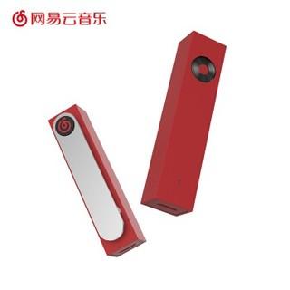 网易云音乐 CM599C 蓝牙音频接收器 网易红