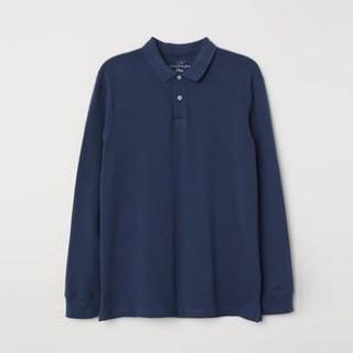H&M HM0651361 男士长袖POLO衫