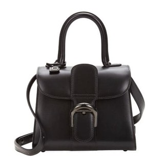 618预售 : DELVAUX BRILLANT MINI 女士手提斜挎包