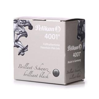 Pelikan 百利金 4001 非碳素墨水 (30ml、亮黑色)