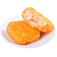 海大厨 冷冻黄金虾堡 400g 8块装