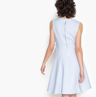 MADEMOISELLE R 女士无袖短款连衣裙