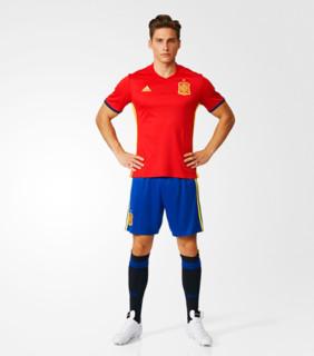 adidas 阿迪达斯 西班牙对 AI4411 男子足球运动服