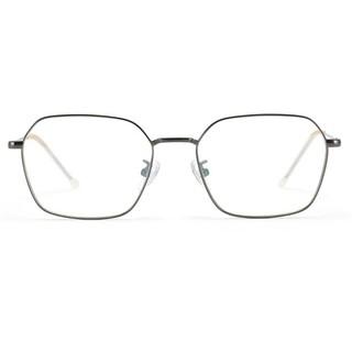 HAN 汉代 COLLECTION HN45022S C4 光学眼镜架 + 依视路1.552钻晶A+镜片