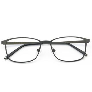 HAN 汉代 HD49322 光学眼镜架 + 依视路1.552钻晶A+镜片