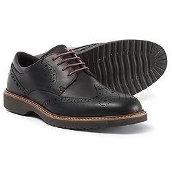 ecco 爱步 Ian 男士商务休闲鞋