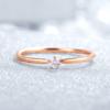 Zbird 钻石小鸟18K金 钻石戒指