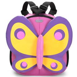 Samsonite(新秀丽) SAMMIESDREAMS 儿童卡通双肩包中号(蝴蝶) U22*90015 粉红色 *3件