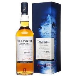 TALISKER 泰斯卡 北纬57° 单一麦芽苏格兰威士忌 700ml *2件